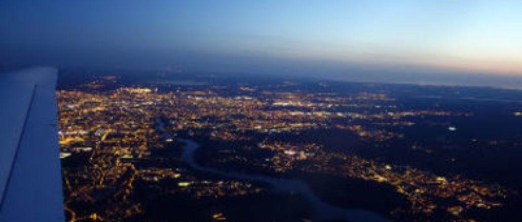 VFR de nuit