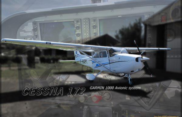 CESSNA C-172 F-HECC