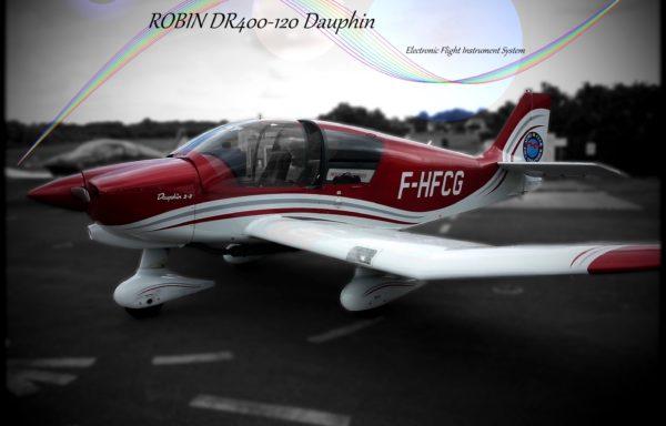 ROBIN DR400/120 G500 F-HFCG