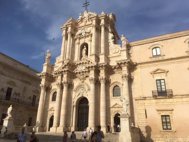 Syracuse le Duomo